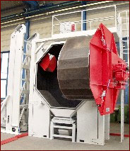Drum Blasting Machines